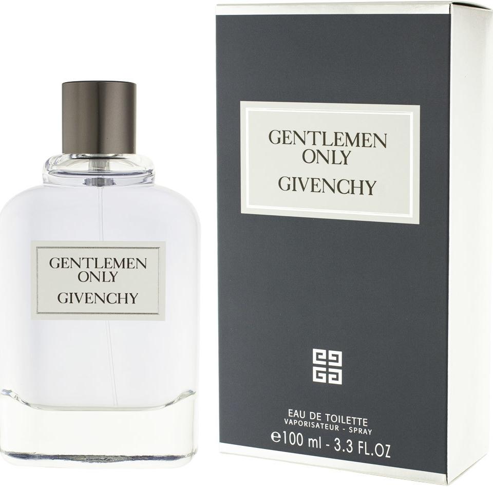 Givenchy Gentlemen Only Toaletní voda 100ml M
