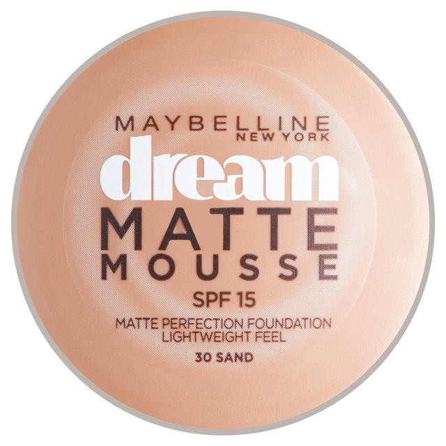 Maybelline Dream Matte Mousse SPF15 18ml - 30 Sand