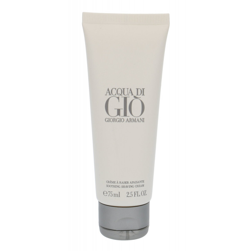 Giorgio Armani Acqua di Gio Pour Homme M Soothing Shaving Cream 75ml