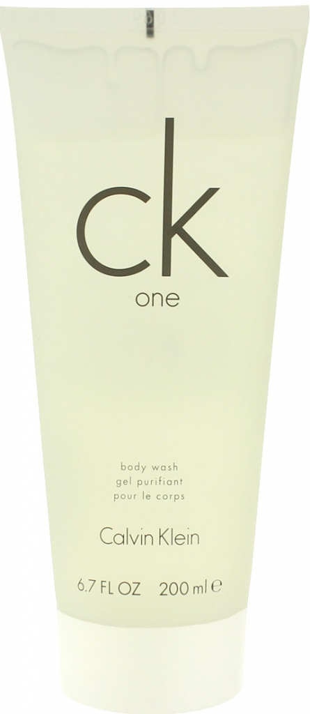Calvin Klein CK One Sprchový gel 200ml U