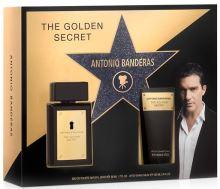 Antonio Banderas The Golden Secret M EDT 50ml + ASB 100ml