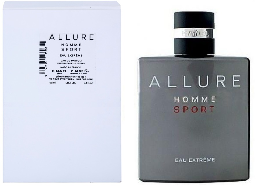 Chanel Allure Sport Eau Extreme 50ml M EDP tester