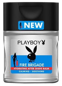 Playboy Fire Brigade After Shave Balm M 100ml