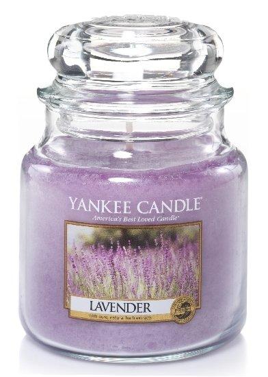 Yankee Candle Levandule 411g