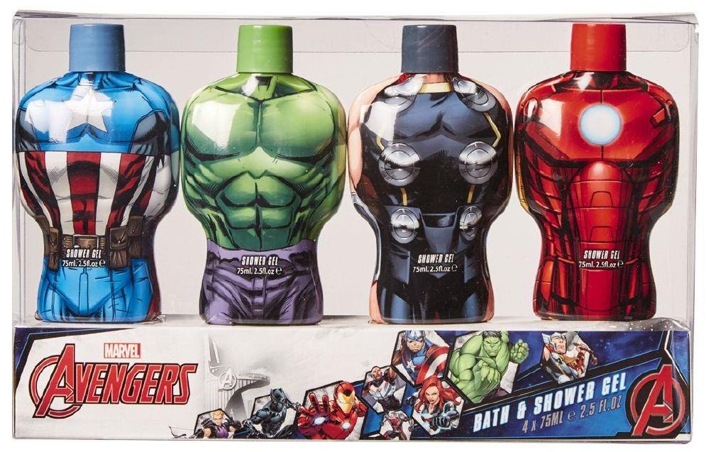 Marvel Avengers Bath & Shower Gel Set