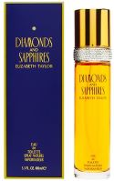 Elizabeth Taylor Diamonds and Saphires