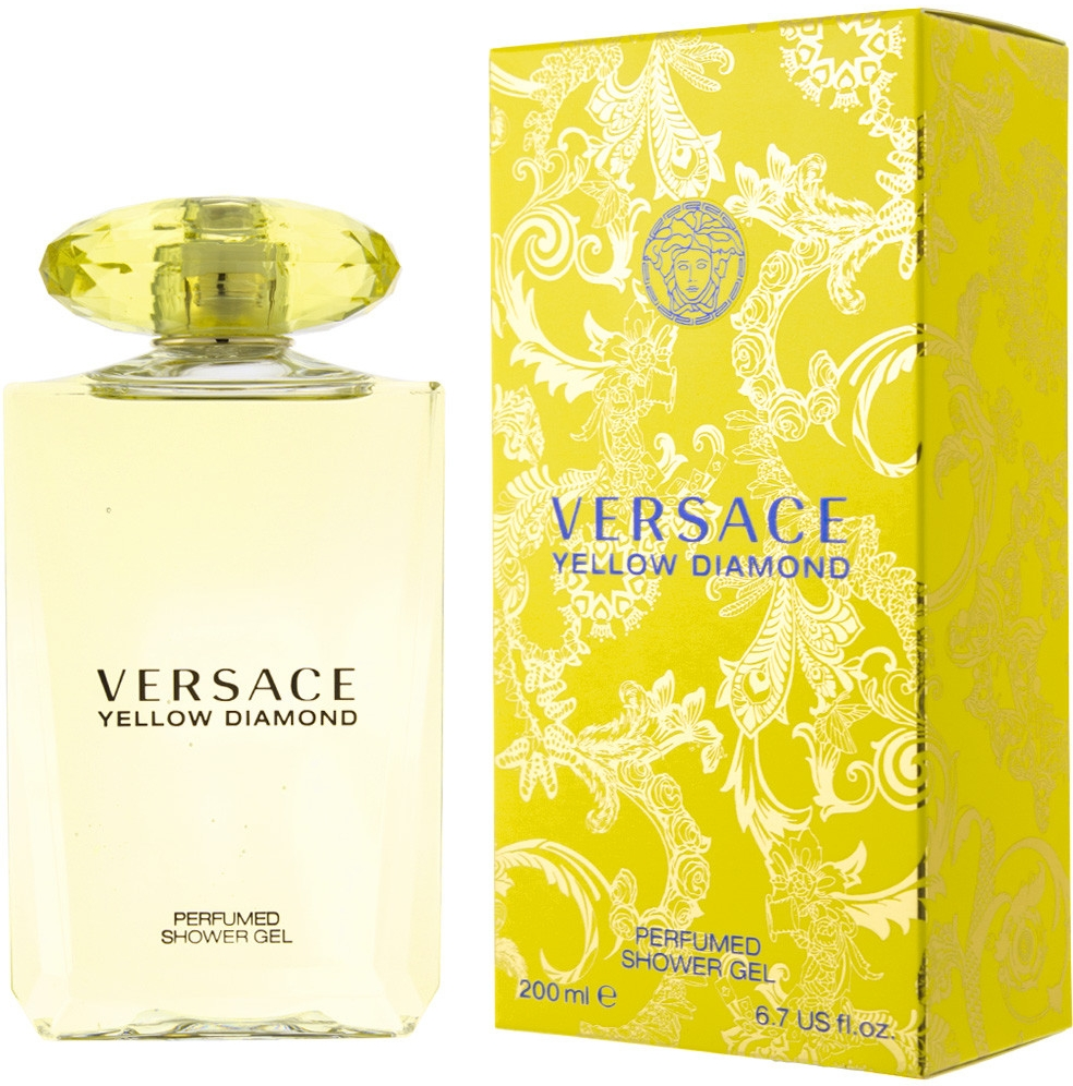Versace Yellow Diamond Sprchový gel 200ml W