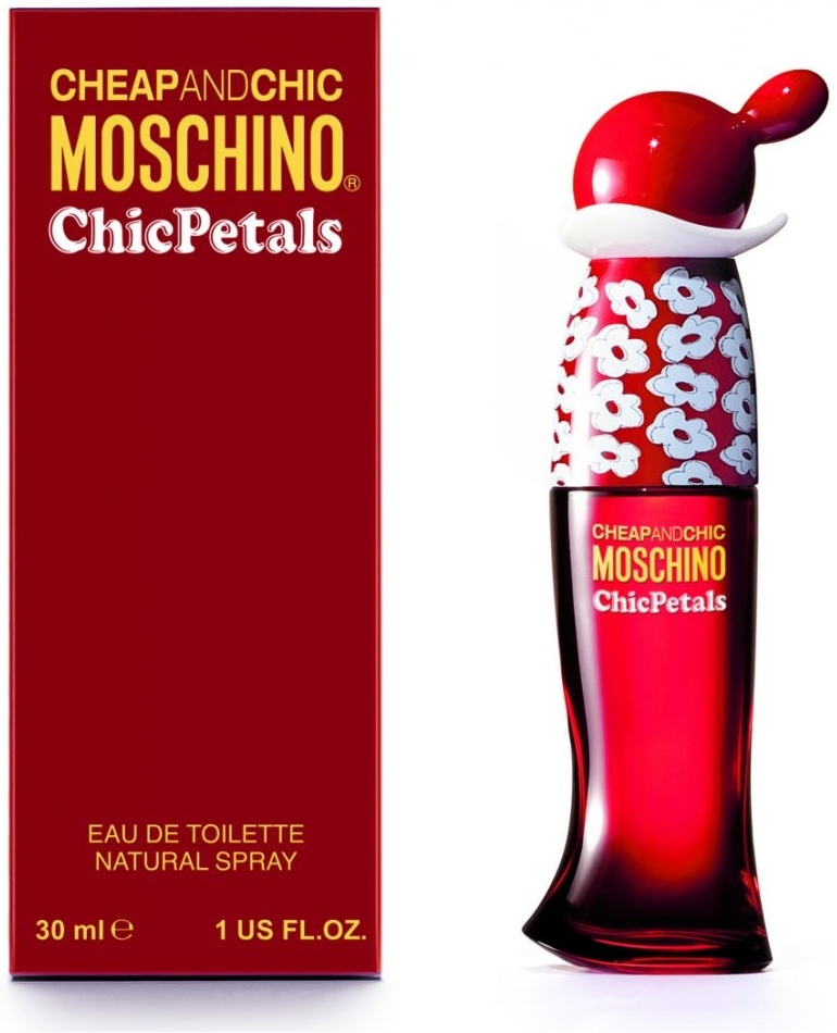 Moschino Cheap And Chic Chic Petals EDT 30 ml W