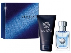 Versace Pour Homme M EDT 30ml + SG 50ml