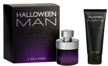 Jesus Del Pozo Halloween Man M EDT 75 ml + ASB 100ml