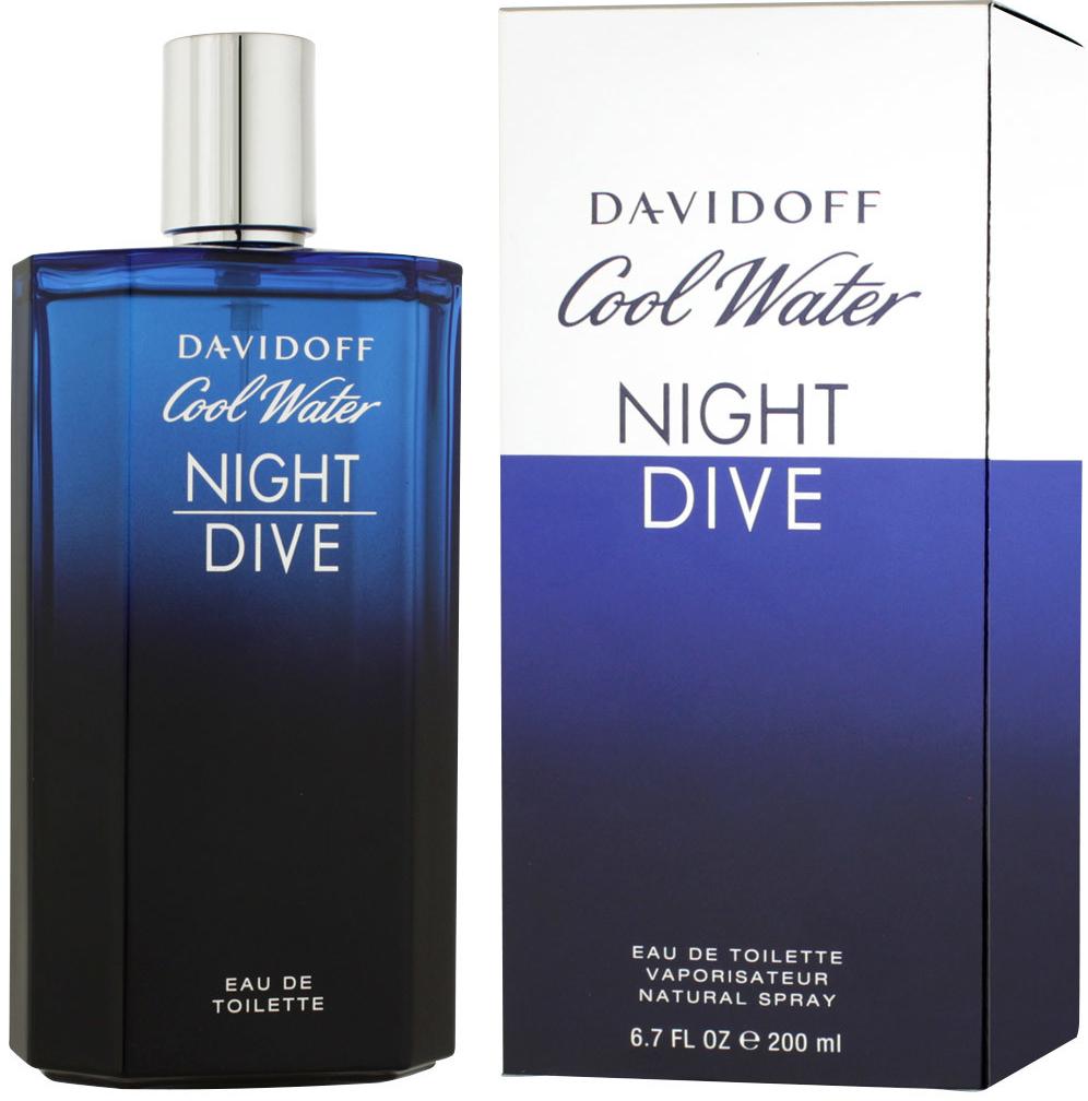 Davidoff Cool Water Night Dive M EDT 200ml