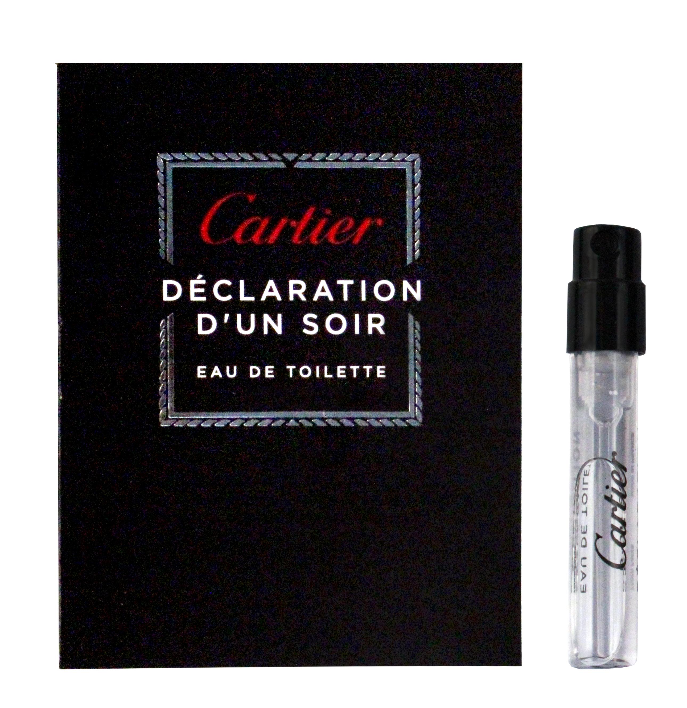 Cartier Déclaration D'Un Soir M EDT 1,5ml