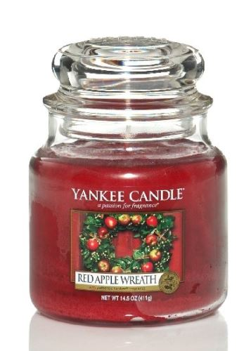 Yankee Candle Red apple wearth 411g