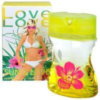 Morgan Love Love Sun & Love Toaletní voda 100ml W