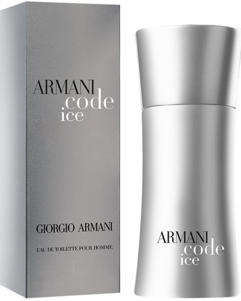 Giorgio Armani Code Ice M EDT 75ml
