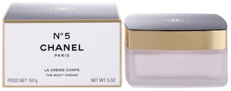 Chanel N°5 Body Cream W 150g
