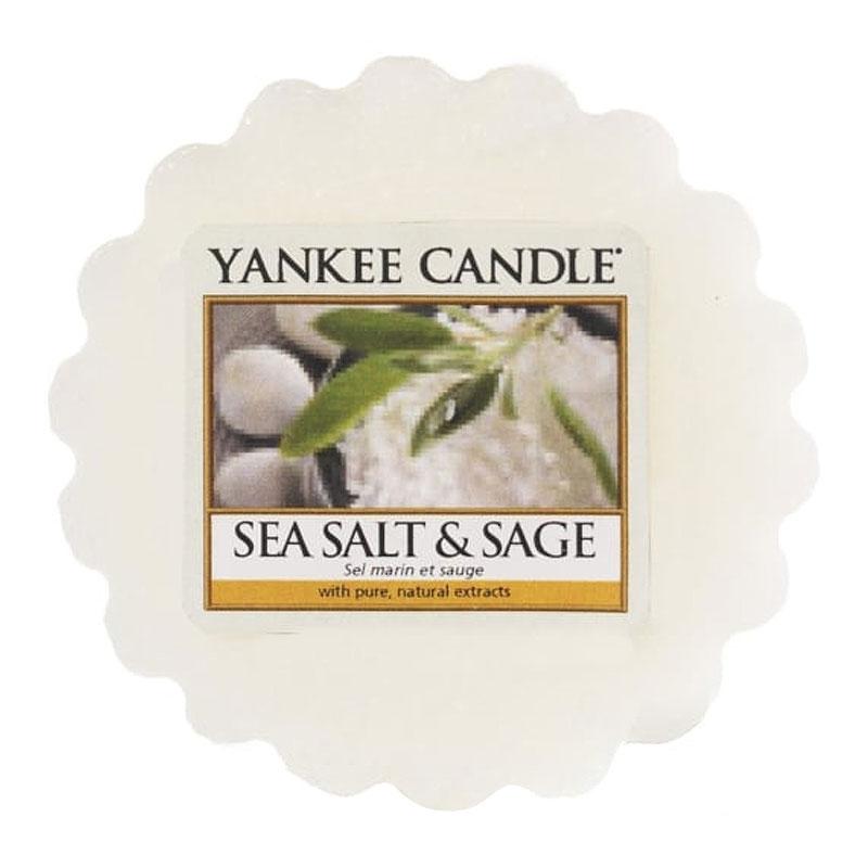 Yankee Candle Vonný vosk Mořská sůl a šalvěj 22g