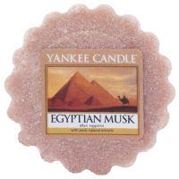 Yankee Candle Vonný vosk Egyptian musk 22g