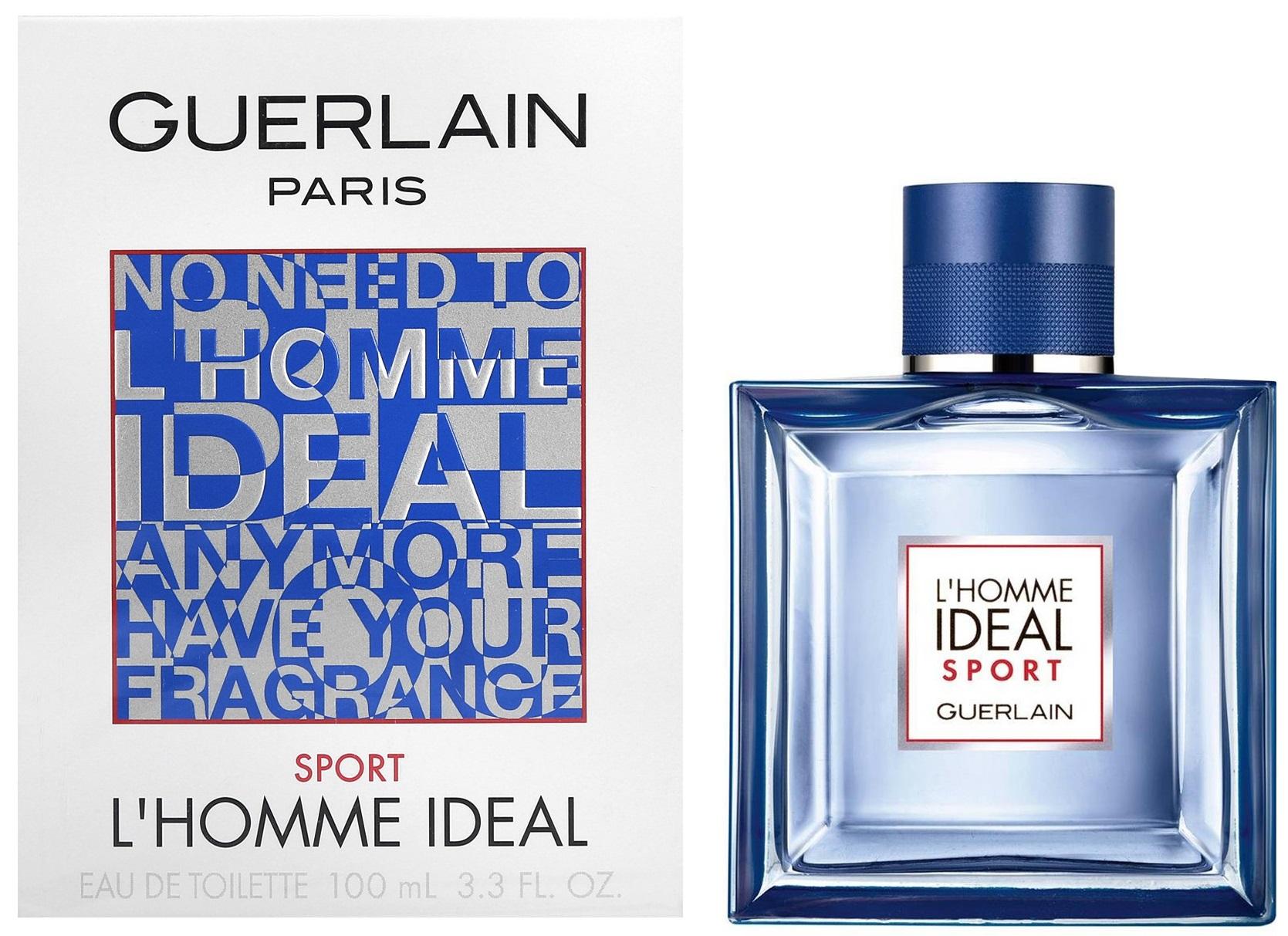 Guerlain L´Homme Ideal Sport