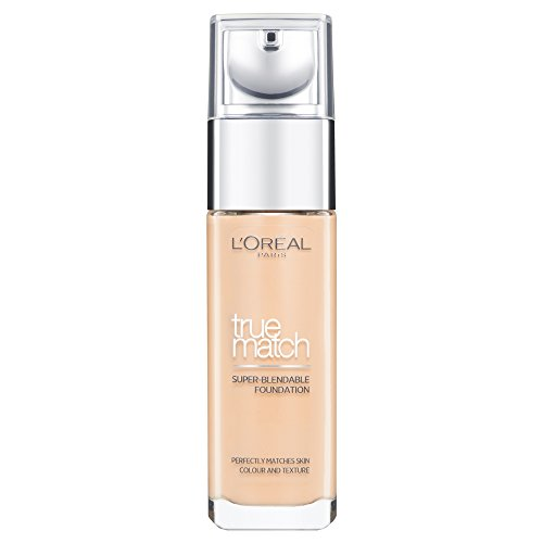 L´Oréal Paris True Match Foundation SPF17 30ml - 3.D/ 3.W Golden Beige