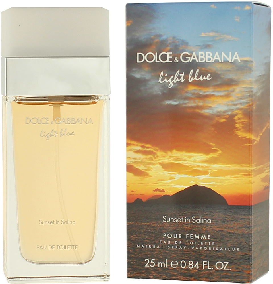 Dolce & Gabbana Light Blue Sunset in Salina W EDT 25ml