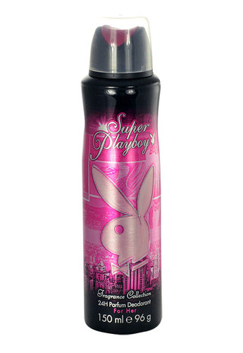 PLAYBOY Super Playboy for Her Deospray 150ml W