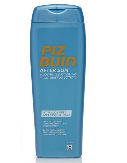 Piz Buin After Sun Soothing Cooling Moisturising Lotion Kosmetika po opalování 200ml W