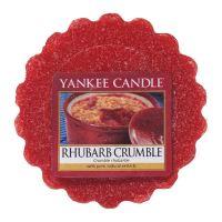 Yankee Candle Vonný vosk Rhubarb crumble 22g