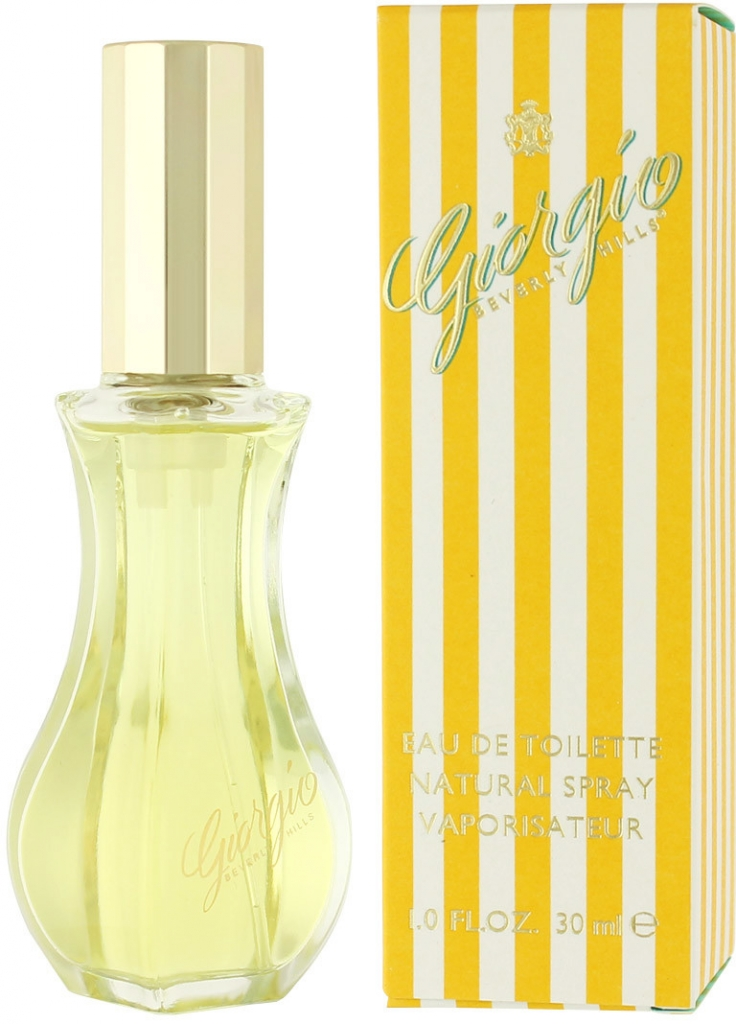 Giorgio Beverly Hills Yellow W EDT 30ml