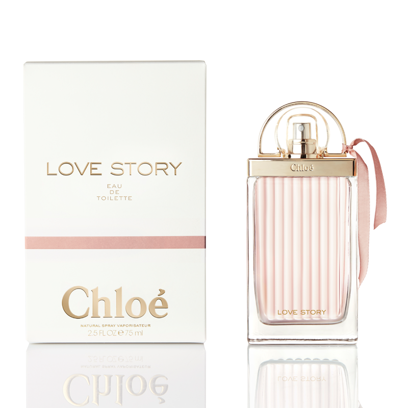 Chloé Love Story Eau de Toilette W EDT 75ml