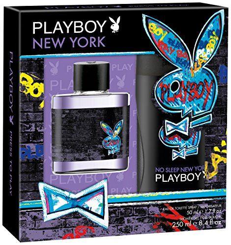 Playboy New York M EDT 50ml + SG 250ml