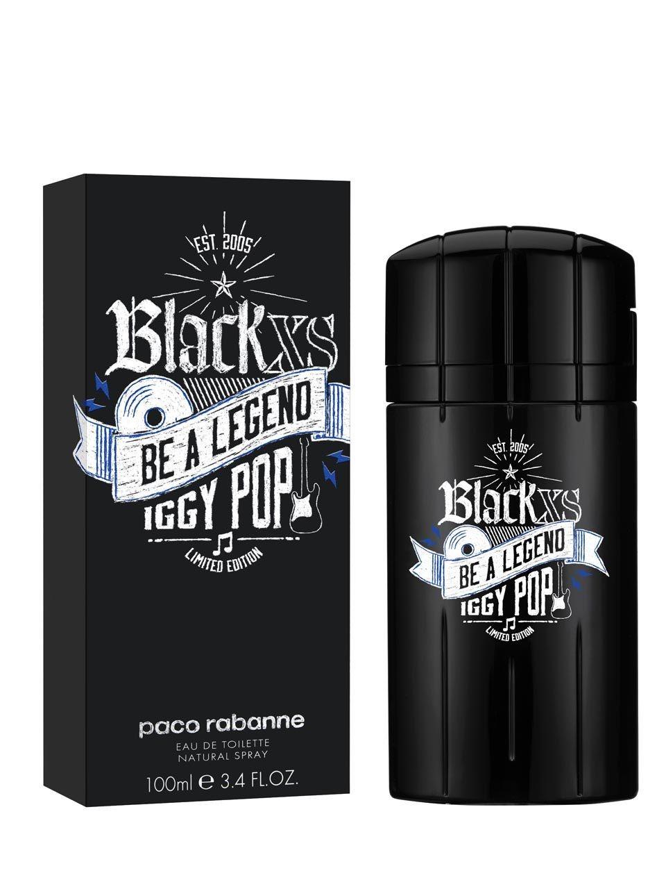 Paco Rabanne Black XS Be a Legend Iggy Pop EDT M 100 ml