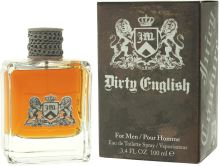 Juicy Couture Dirty English Toaletní voda 100ml M