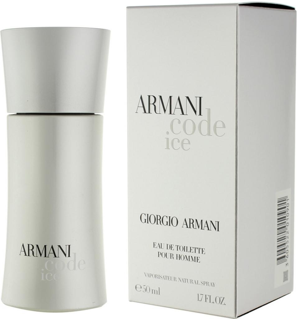 Giorgio Armani Code Ice M EDT 50ml