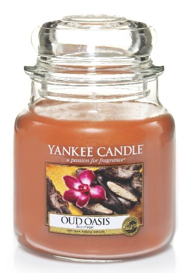 Yankee Candle 411g Oud Oasis