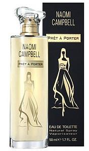 Naomi Campbell Pret a Porter W EDT 50ml