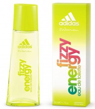 Adidas Fizzy Energy W EDT 75ml