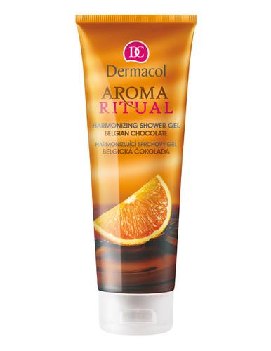 Dermacol Aroma Ritual Shower Gel Belgian Chocolate 250ml W