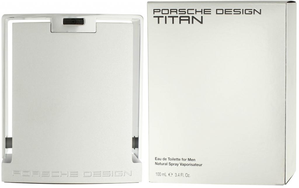 Porsche Titan EDT 100 ml M