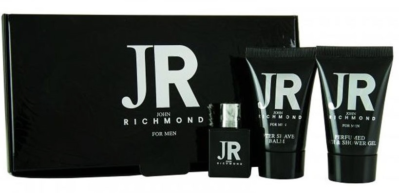 John Richmond for Men M EDT 4,5ml + SG 25ml + ASB 25ml
