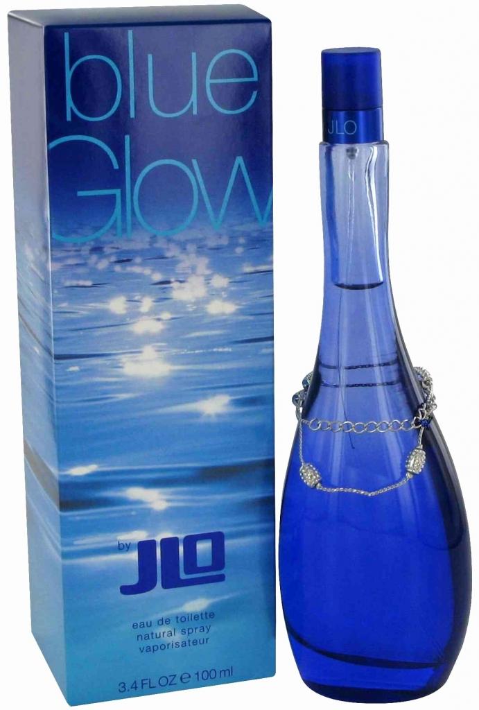 Jennifer Lopez Blue Glow by J.LO Toaletní voda 100ml W