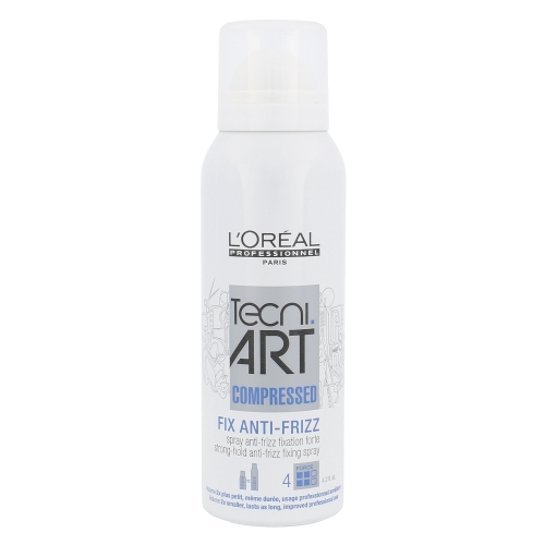 L'Oréal Professionnel Tecni Art Fix Anti-Frizz Compressed W lak na vlasy 125ml