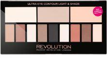 Makeup Revolution London Ultra Eye Contour Light & Shade 14g