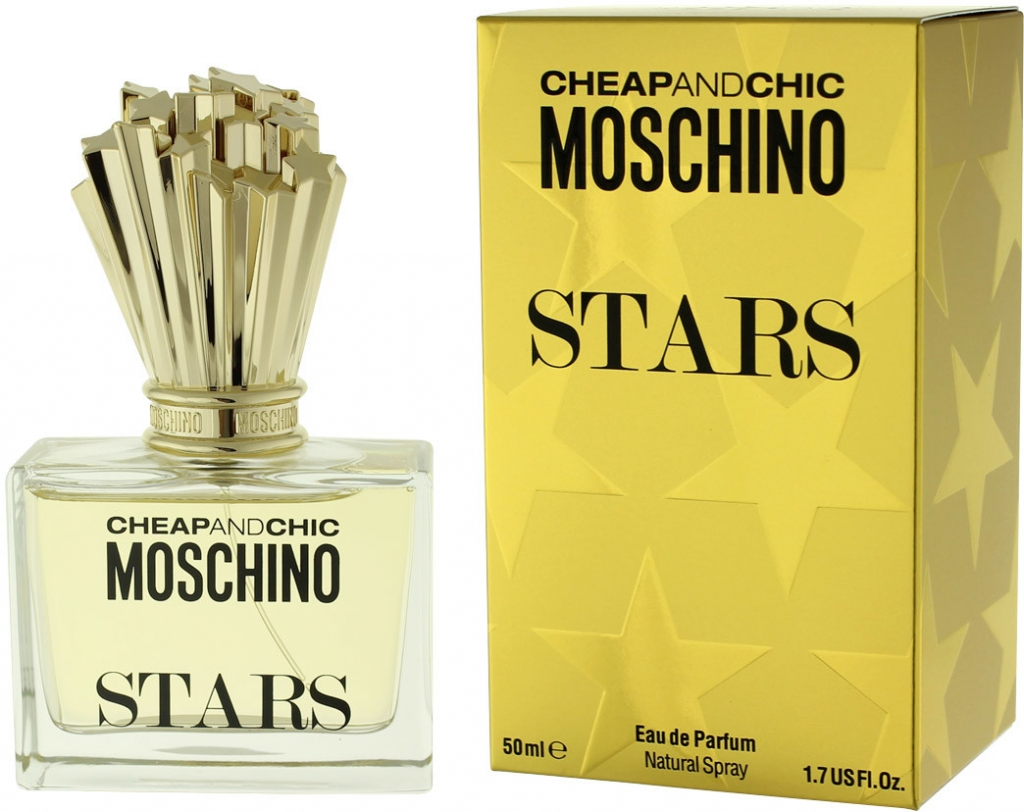 Moschino Cheap & Chic Stars EDP 50 ml W