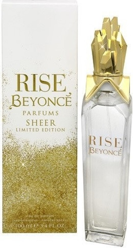 Beyonce Rise Sheer W EDP 100ml