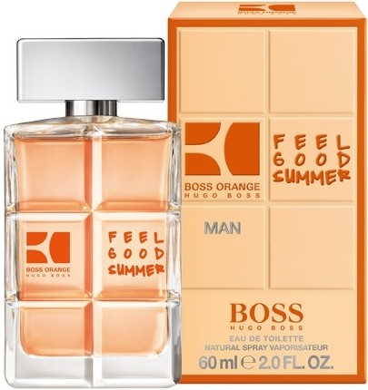 Hugo Boss Orange Man Feel Good Summer M EDT 100ml