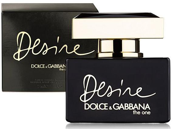 Dolce & Gabbana The One Desire