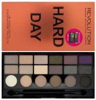 Makeup Revolution London Salvation Palette Hard Day 13g