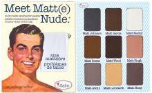 TheBalm Meet Matt(e) Nude Eyeshadow Palette 25,5g