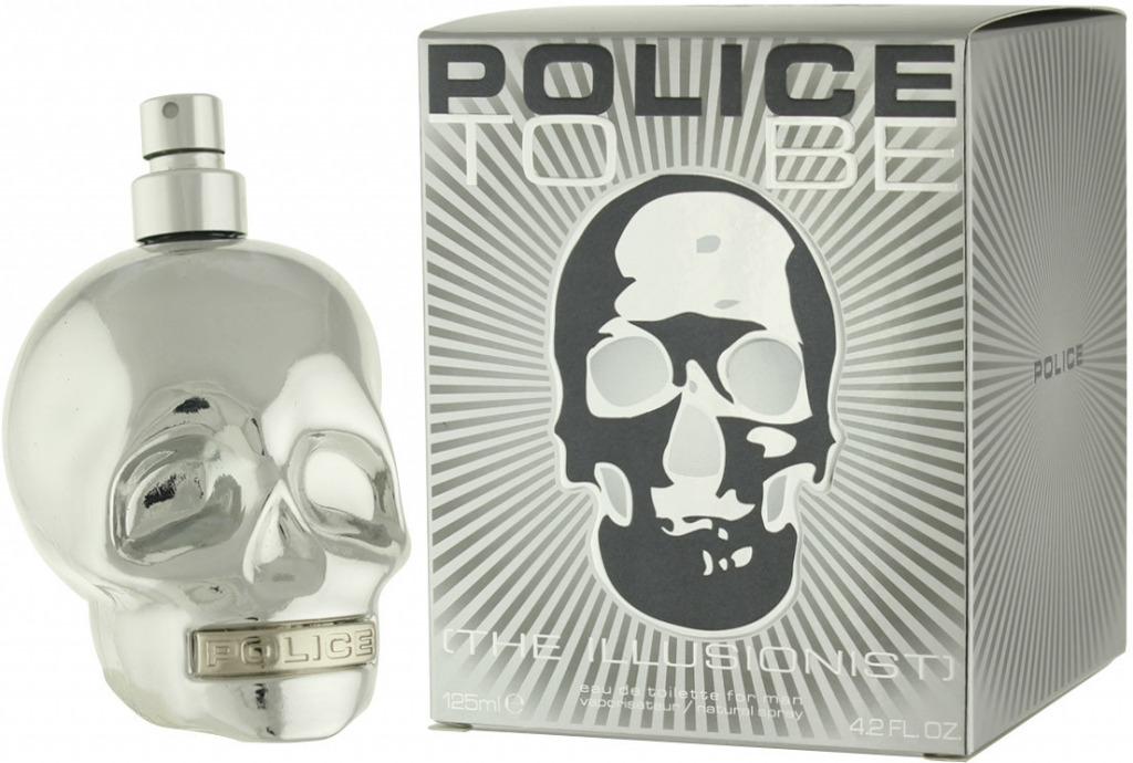 POLICE To Be (The Illusionist) EDT 125 ml M